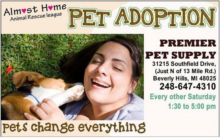 Bi-Weekly Pet Adoption!
